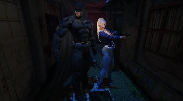 She called the Bat