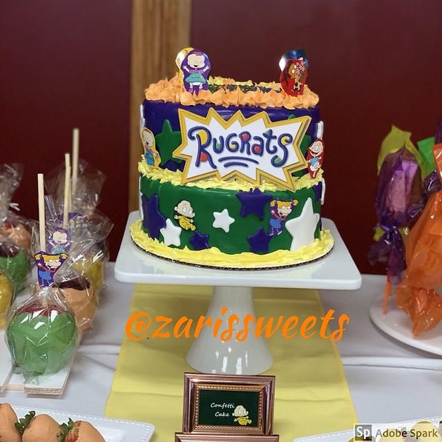 Cake by Zari's Sweets