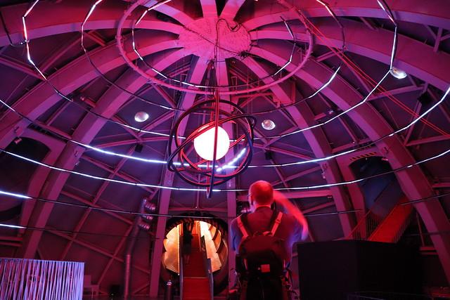 Visitar el Atomium