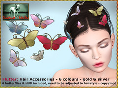 Bliensen - Flutter - Hair Accessories