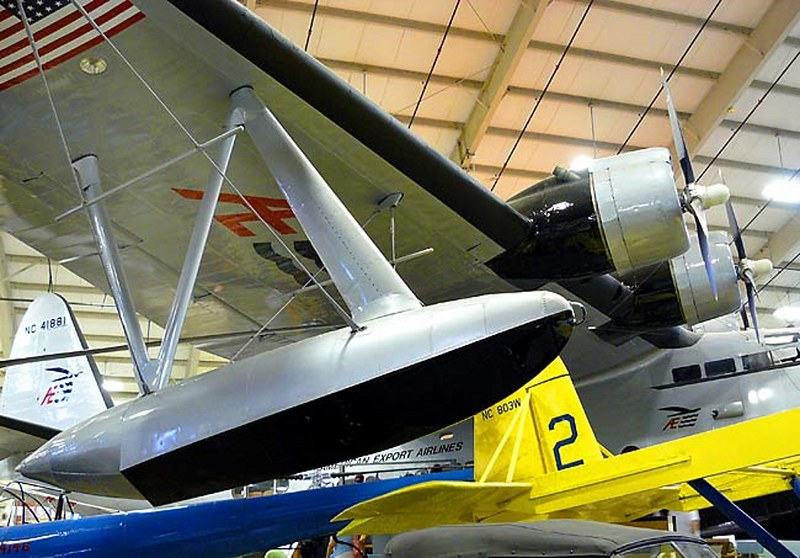 Sikorsky VS-44A Repülő Hajó Excambian 2