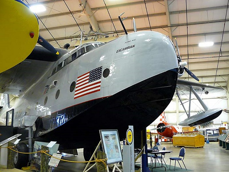 Sikorsky VS-44A Flying Boat Excambian 1