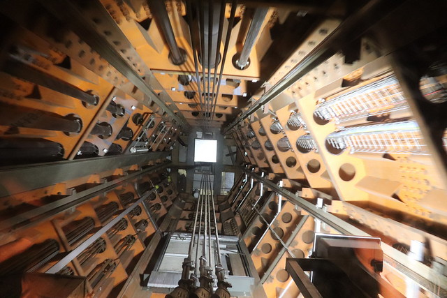Ascensor del Atomium