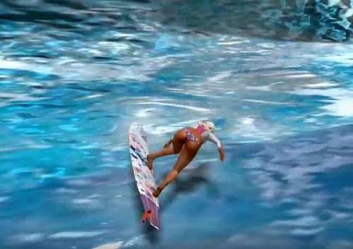 surfing Maoz