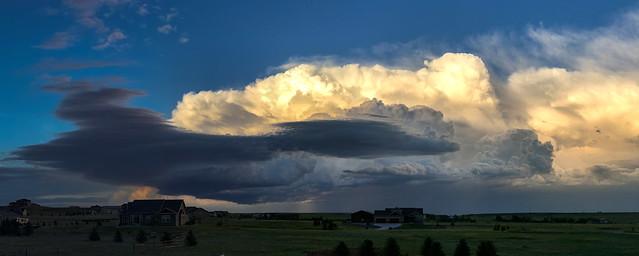 Spectacular Thunderstorm Sunset_3