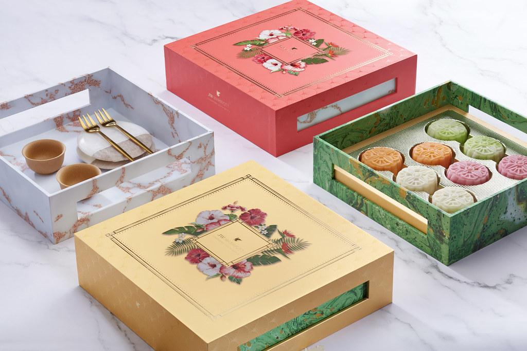 JW Marriott Singapore - Mooncake Box