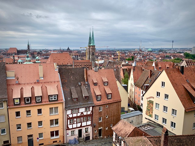 Nuremberg from above