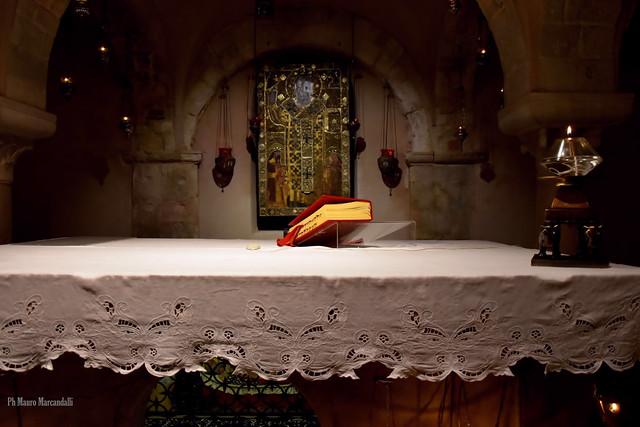 Un momento monastico nella Cattedrale di San  Sabino a Bari