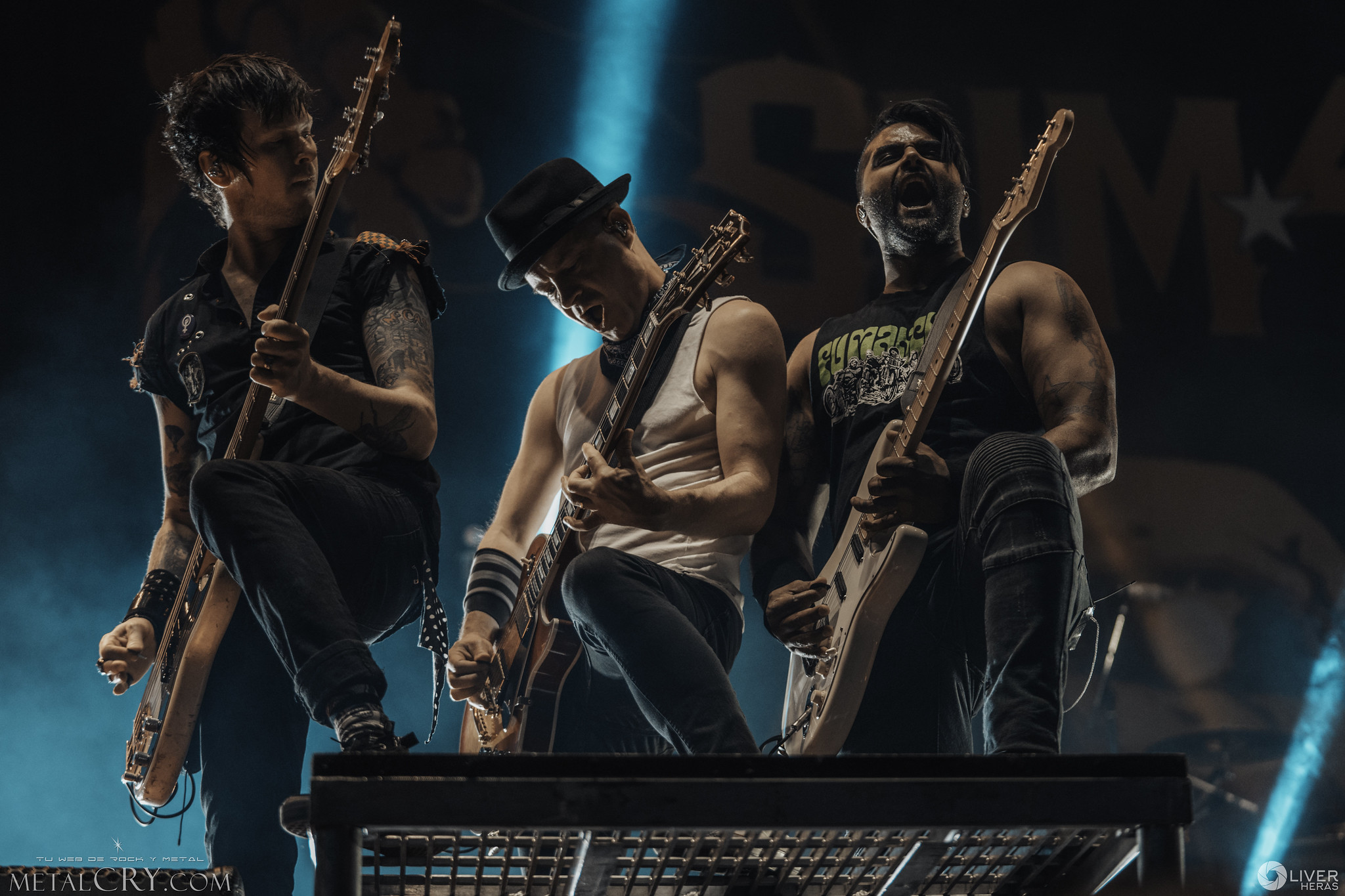 SUM 41 @ Download Madrid 2019