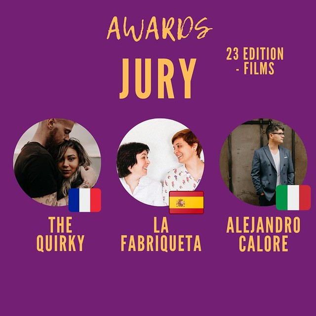 Alejandro Calore (REAL&SHORT®) Inspiration Awards Jury