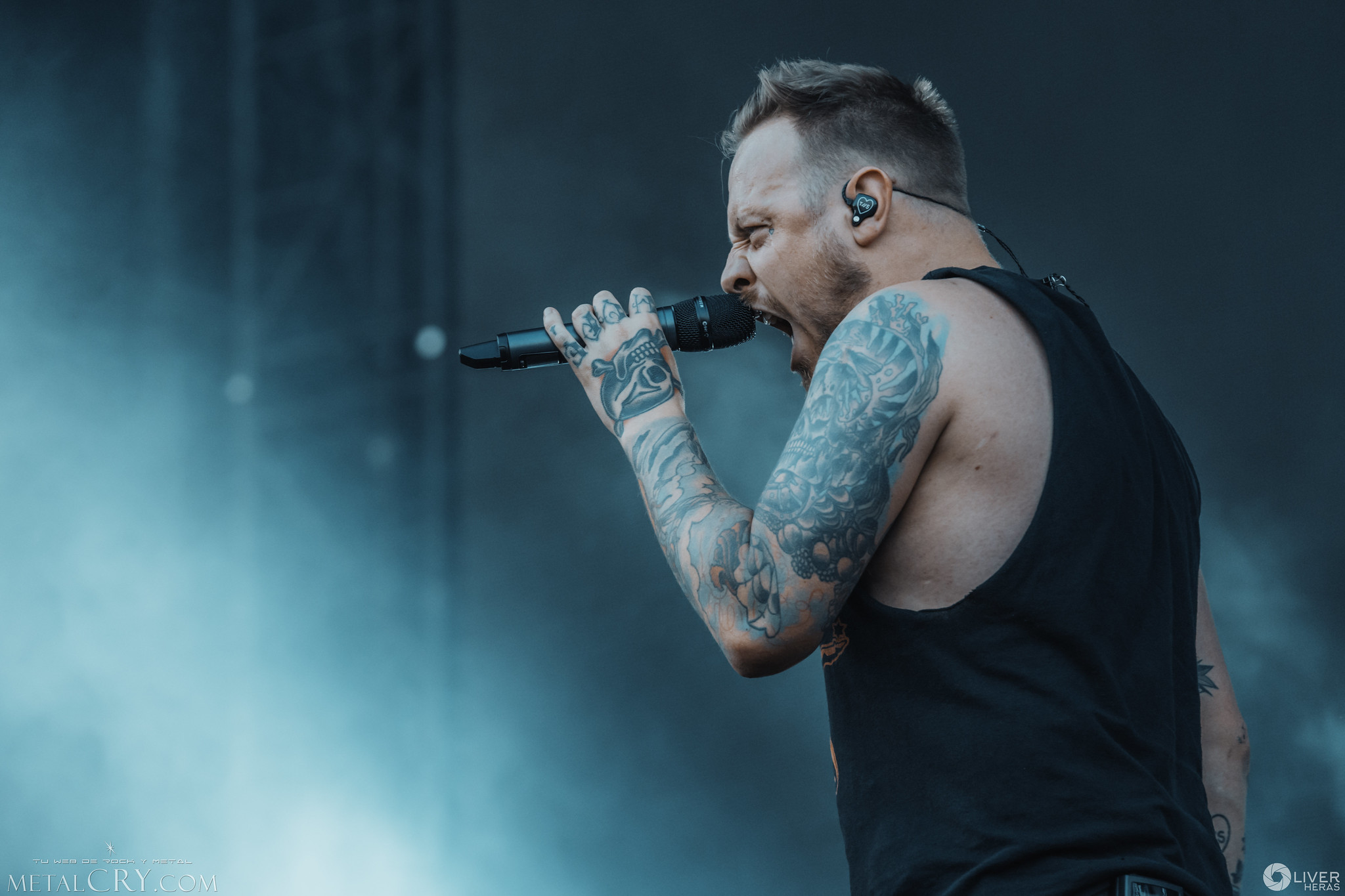 ARCHITECTS @ Download Madrid 2019