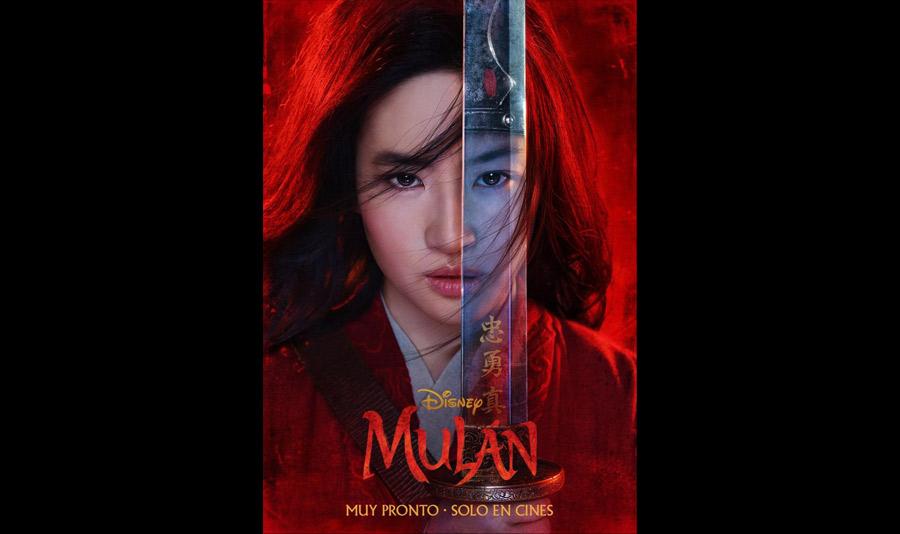 Dan a conocer nuevo trailer de Mulán