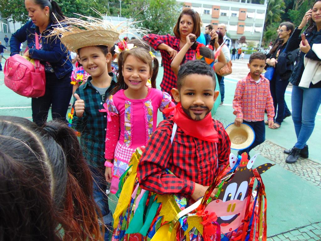 Festa Julina Infantil