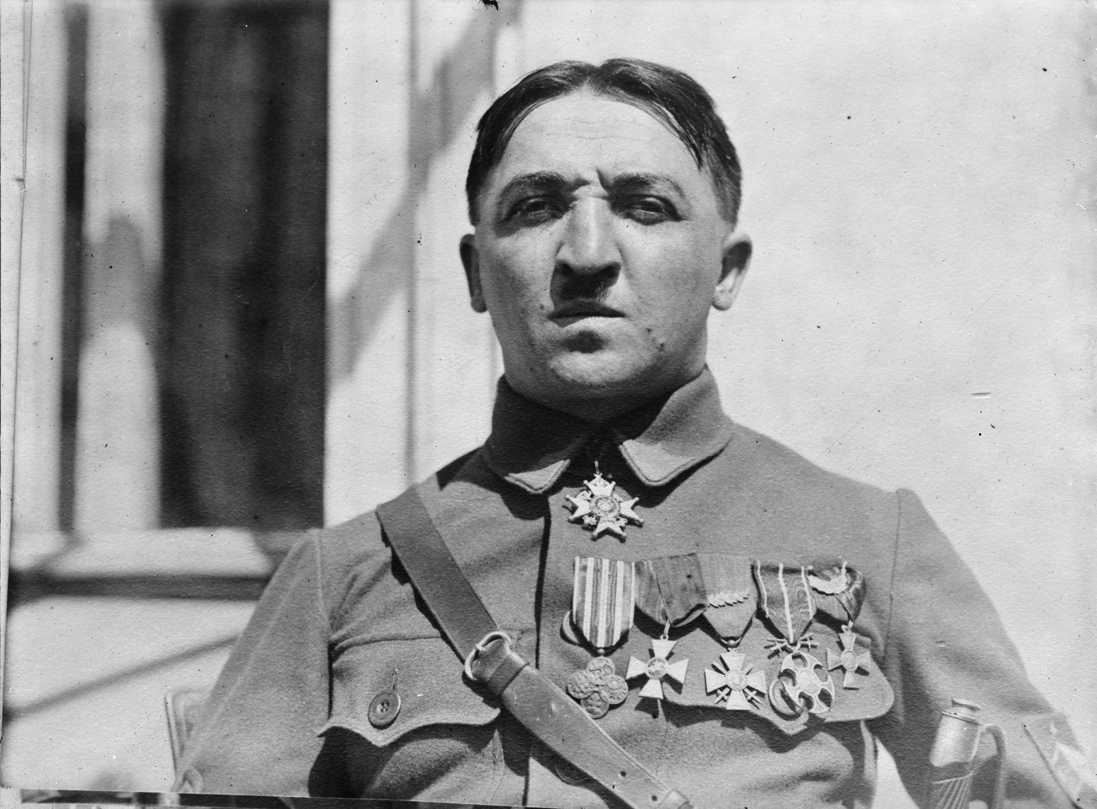 1919. Командующий группы войск Чехословакии в Сибири генерал-майор  Станислав Чечек