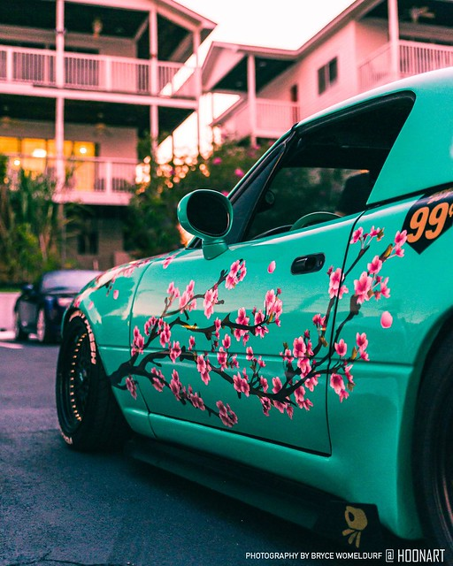 That Minty Fresh Miata