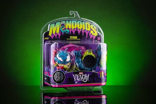 image - Mondo Tees (Mondoids, MARVEL Venom SDCC Exclusive 02)