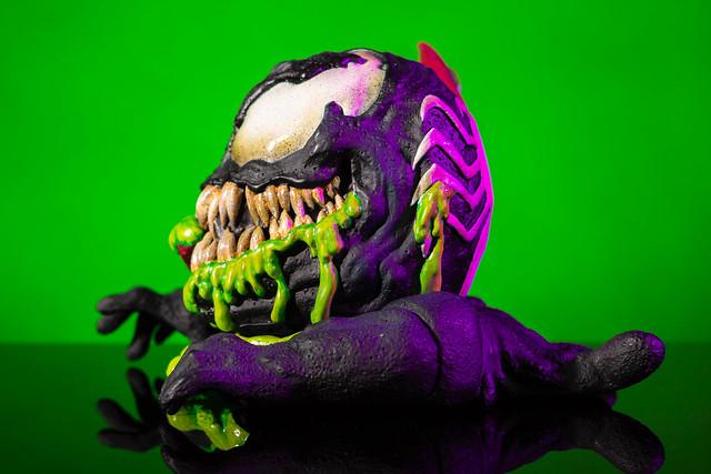 image - Mondo Tees (Mondoids, MARVEL Venom Regular 08)
