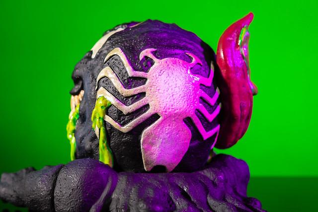 image - Mondo Tees (Mondoids, MARVEL Venom Regular 07)
