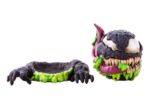 image - Mondo Tees (Mondoids, MARVEL Venom Regular 04)