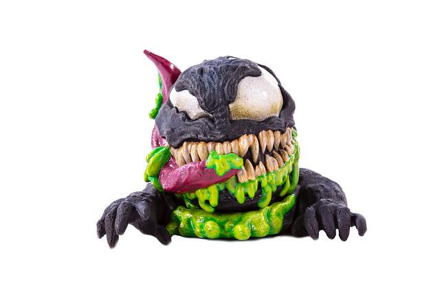 image - Mondo Tees (Mondoids, MARVEL Venom Regular 01)