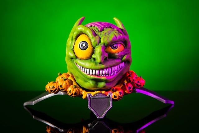 image - Mondo Tees (Mondoids, MARVEL Green Goblin 02)