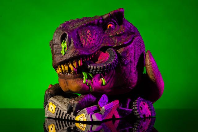 image - Mondo Tees (Mondoids, JURASSIC PARK T-Rex Mega Mondoid 07)