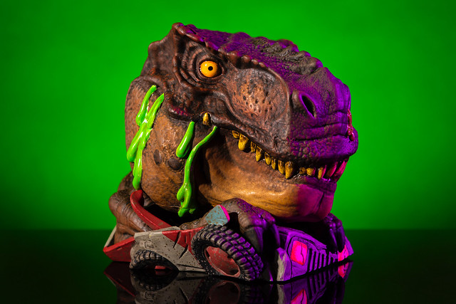 image - Mondo Tees (Mondoids, JURASSIC PARK T-Rex Mega Mondoid 06)