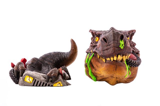 image - Mondo Tees (Mondoids, JURASSIC PARK T-Rex Mega Mondoid 05)