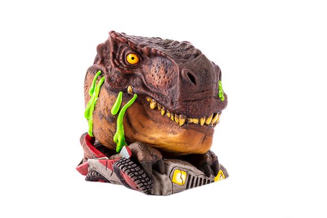 image - Mondo Tees (Mondoids, JURASSIC PARK T-Rex Mega Mondoid 03)