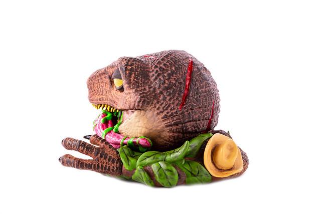image - Mondo Tees (Mondoids, JURASSIC PARK Raptor 08)