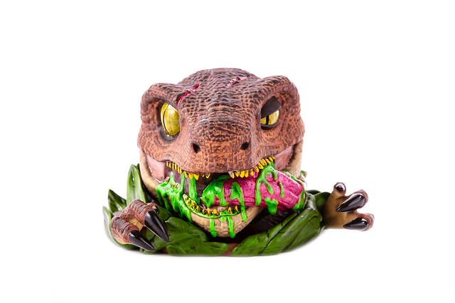 image - Mondo Tees (Mondoids, JURASSIC PARK Raptor 06)