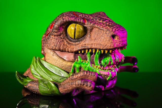 image - Mondo Tees (Mondoids, JURASSIC PARK Raptor 03)