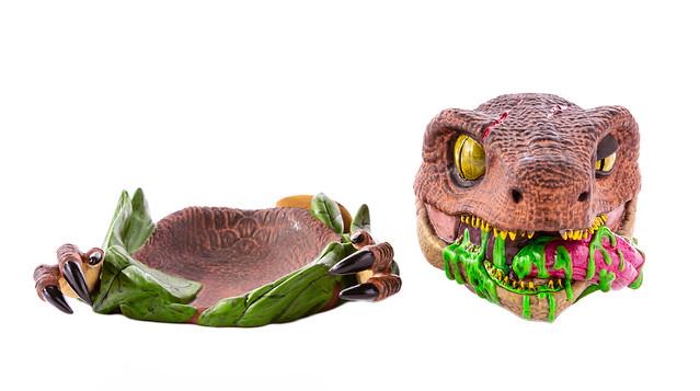 image - Mondo Tees (Mondoids, JURASSIC PARK Raptor 01)