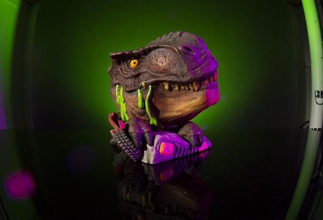 image - Mondo Tees (Mondoids, JURASSIC PARK T-Rex Mega Mondoid 08)