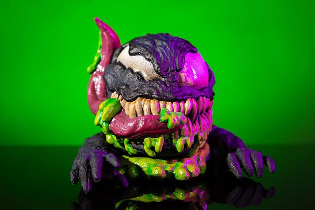 image - Mondo Tees (Mondoids, MARVEL Venom Regular 05)