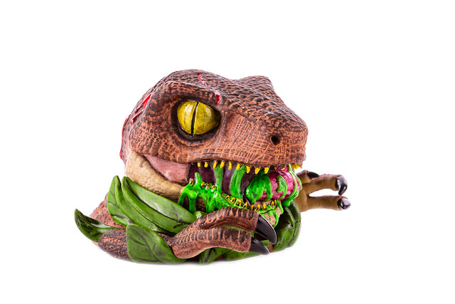 image - Mondo Tees (Mondoids, JURASSIC PARK Raptor 10)