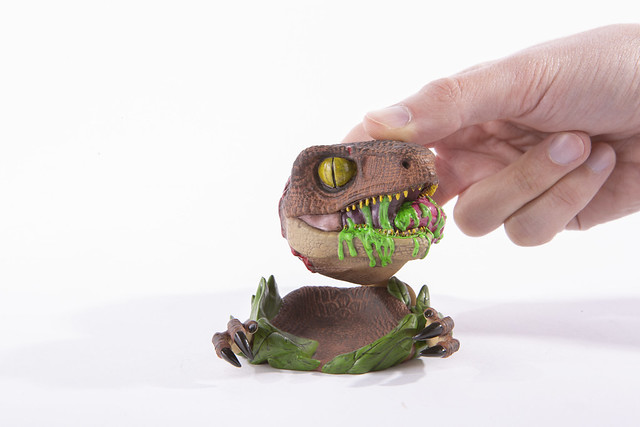 image - Mondo Tees (Mondoids, JURASSIC PARK Raptor 05)