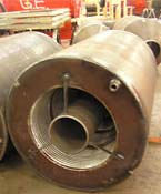 U.S. Bellows, Inc. Designed and Fabricated 15 Expansion Joints for a Power Generation Company in Wisconsin