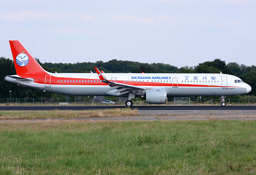 D-AVZL A321neo Sichuan Airlines | by MM Aviation Photography