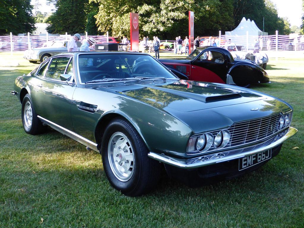 1971 Aston Martin Dbs V8 Goodwood Festival Of Speed 2019 P Flickr