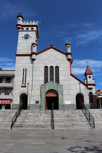 Iglesia. San Antonio de Prado, Medellín.