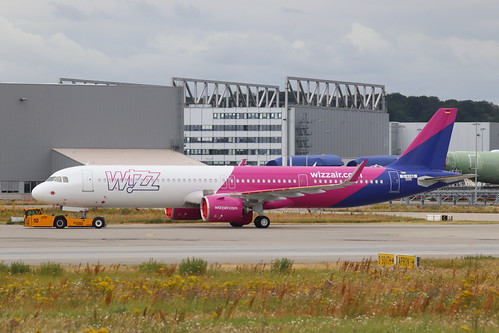 A321NX Wizz Air HA-LVD | by XFW-Spotter
