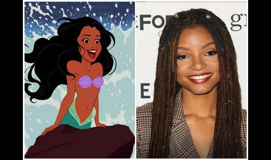 Disney responde a las criticas por su elección de La Sirenia