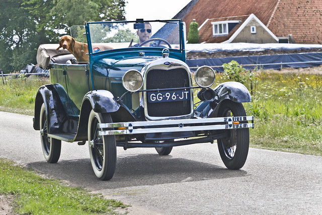 Ford Model A Phaeton 1928 (4376)