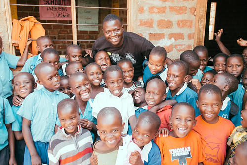 Kampala, Uganda field director shares personal story of his calling to care for children; plans for new building for Children's Hope Center School | by Peace Gospel