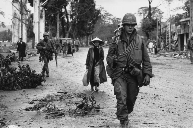 Battle of Hue, Tet Offensive 1968