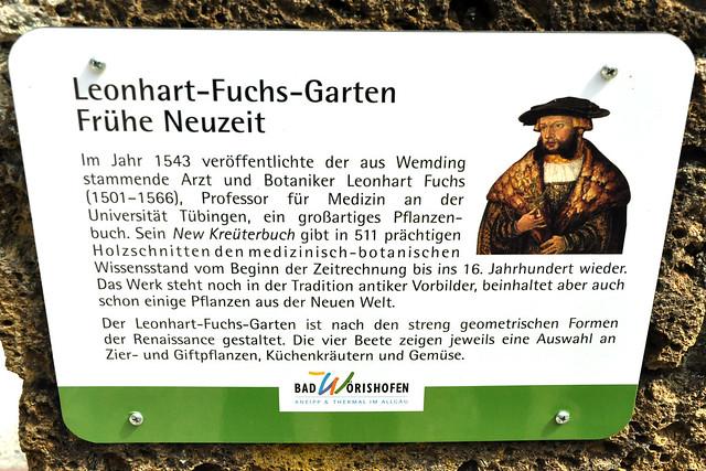 Gartenreisen Juli 2019 ... Kurpark und blühende Oasen in Bad Wörishofen ... Foto: Brigitte Stolle