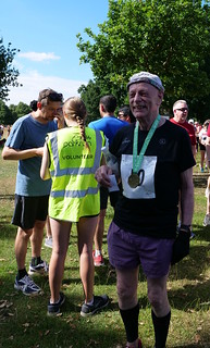 Another Octogenarian finisher