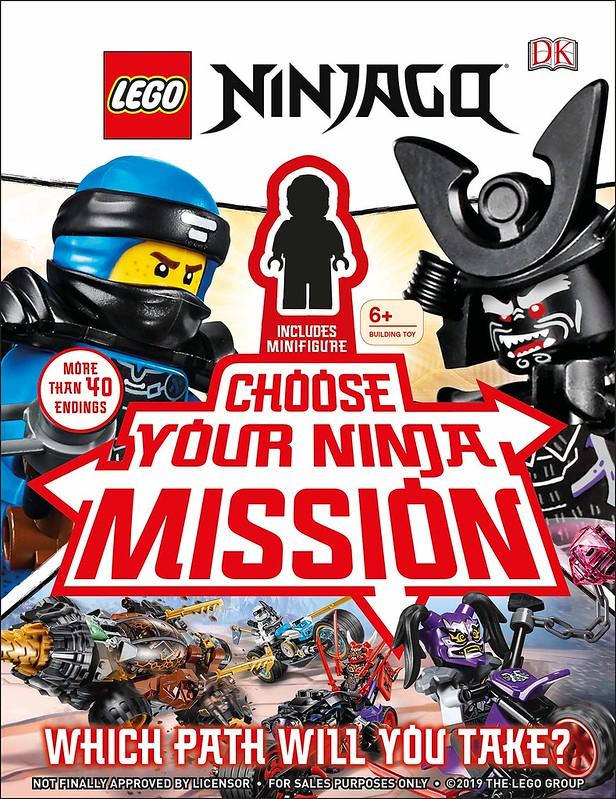 LEGO NINJAGO: Choose Your Ninja Mission