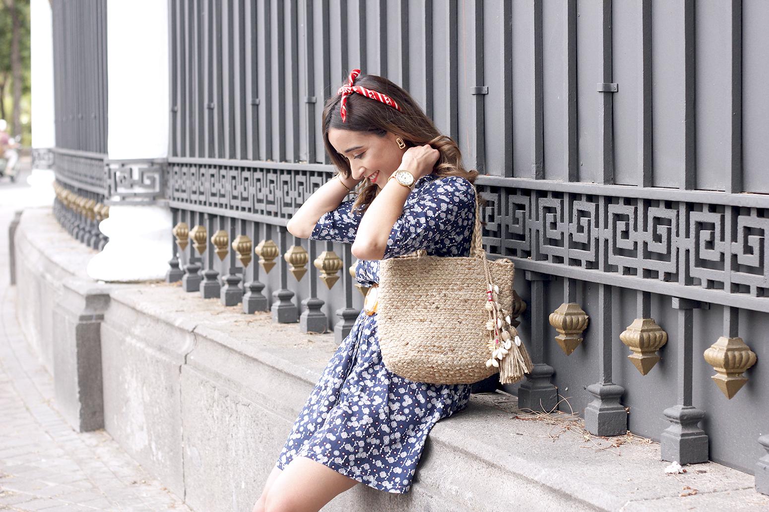 Golden Earrings accessories trend summer 20196